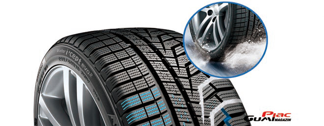 Hankook Winter i cept evo2 gumi