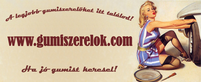 gumiszerelok.com