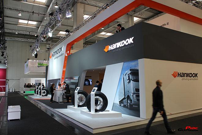 A Hankook több vadonatúj terméket is bemutat az idei IAA Haszongépjármű Vásáron Hannoverben.