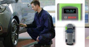 A TPMS keréknyomás-érzékelő szelepek diagnosztikájához és szervizeléséhezfejlesztette ki.