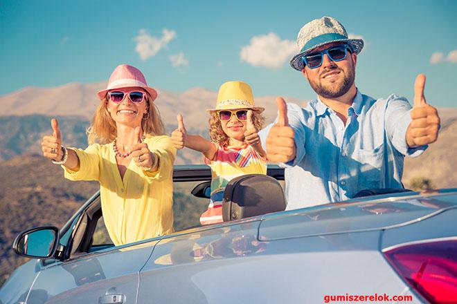 Az autós nyaralás az idei sláger. A felnőtt lakosság kétharmada határozott úgy, hogy idén sem hagyja ki a nyaralást. 96%-uk autóval fog eljutni úti céljához.