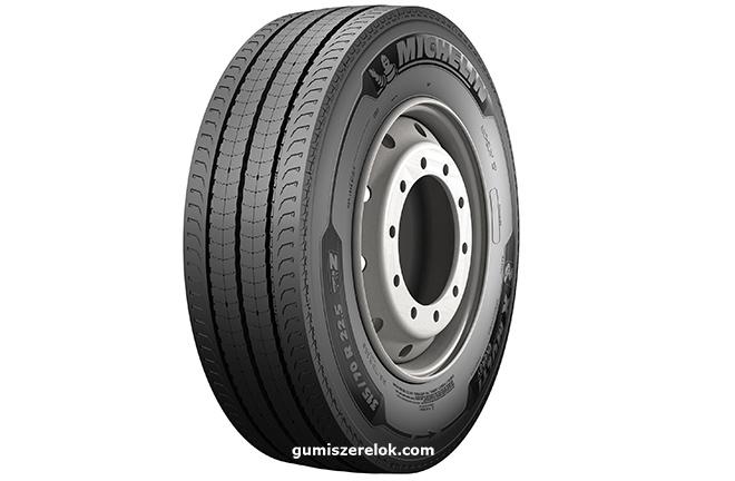 A Michelin üzemanyag takarékos teherabroncsa, a kifejezetten regionális szállítmányozásra tervezett MICHELIN X Multi Energy