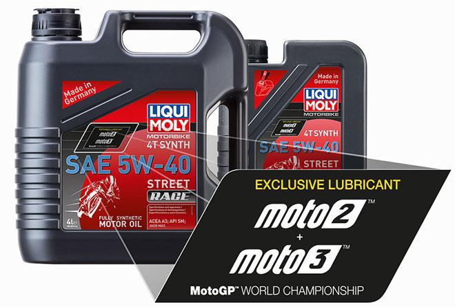 Liqui Moly Motorkerékpár paletta olajok, adalékok és ápolási termékek bemutatása