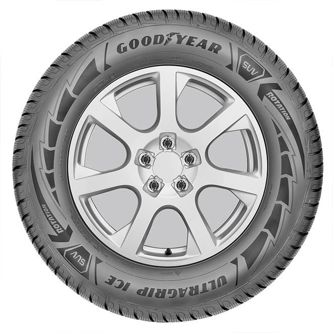Goodyear UltraGrip Performance SUV Gen-1 az élen végzett az AutoBild Allrad téligumiabroncs-tesztjén
