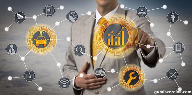 A TomTom Telematics, a TomTom vállalatcsoport egyik üzletága, fejlett adatelemzési platformjára építve, európai piacvezető a digitális flottamegoldások terén.
