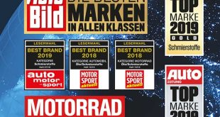 Az autósok a LIQUI MOLY-t választják győztesnek