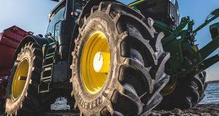 Az Apollo Vredestein bejelentette, hogy egy új partneri megállapodás értelmében Vredestein traktor-gumiabroncsokkal látja el a John Deere Németországban, Mannheimben található traktorgyárát. 2019 márciusától a John Deere 6R és 6M sorozatú traktorok gyárilag felszerelt Vredestein Traxion gumiabroncsokkal is megvásárolhatók.