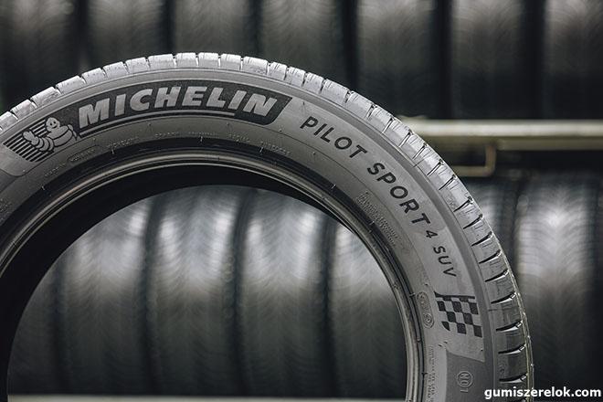A Michelin Pilot Sport 4 SUV lett a legújabb nagy teljesítményű referenciatermék a sportos és prémium szabadidőautó modellek járműkategóriájában.