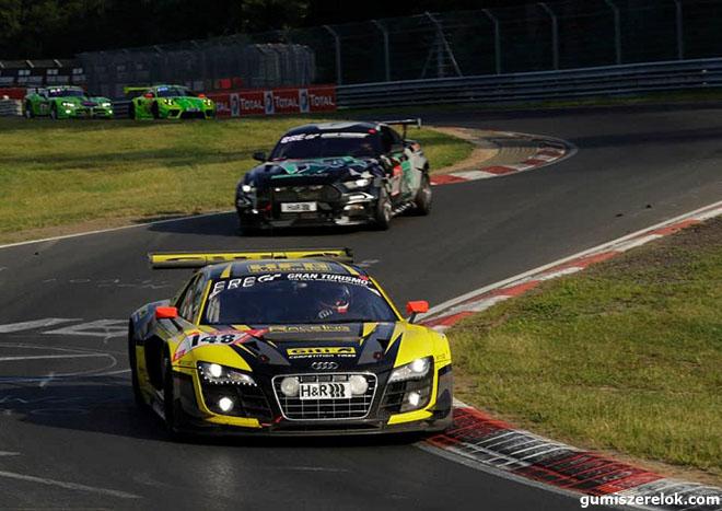 Az Audi R8 duó szerezte meg az 1. és a 2. helyet is! A Giti mindkét AUDI R8-asa lenyűgözően szerepelt az SP8 osztályban a megpróbáltatásokkal teli futamon. A Giti Audi R8 LMS pilótái: Rahel Frey, Bernhard Henzel, Pavel Lefterov és Frank Schmickler szerezték meg az 1. helyet. A csapat így a 20. helyen végzett az összesített mezőnyben. Az 570 lőerős Audijuk V10 5.2L DOHC motorral remekül alkalmazkodott a pálya kihívásaihoz. A második helyen szintén a Giti pilótái értek célba. A Rainey He, Sunny Wong, Andy Yan, and Li Fei által vezetett 495 lóerős Audi R8 GT4 szintén nagyszerűen teljesített, így a Giti megszerezhette az első két helyet.