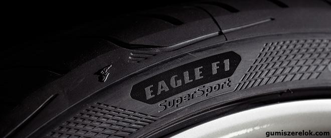 A Goodyear új Eagle F1 SuperSport gumiabroncsa végzett az első helyen a Tyre Reviews világelső ultra-ultra nagyteljesítményű (UUHP) gumitesztjén. A vezető online gumitesztelő portál Texasban, a Continental Uvalde tesztpályáján, egy BMW M2-es autóval, 8 különböző márkájú abroncson; többek között Continental és Michelin gumikon végezte el UUHP tesztjét. Az autó első tengelyén 245/35 R19-es, a hátsón pedig 265/35 R19-es abroncsokat használtak.