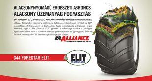 Sokéves tapasztalat, valamint sazéles körű kutatások és tesztelések veztteek az ELIT technológia kifejlesztéséhez. E technológia hozta konstrukciós fejlesztések teszik lehetővé, hogy a 344 Forestar ELIT ugyanazt a rakományt szállítsa a névleges légnyomás felénél, mint a standard erdészeti gumiabroncsok és így nagyobb felfekvő felületet, jobb tapadást és üzemanyaghatékonyságot biztosít.