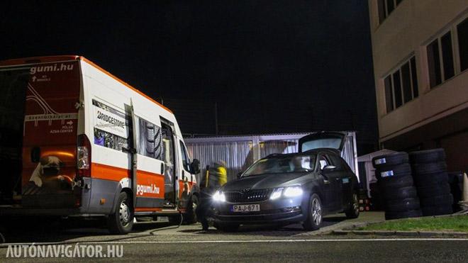 A Használtautó.hu autós magazinja immár nyolcadszor bonyolította le a Nonstopgumi csapatával közös nagyszabású téligumi-tesztjét, hogy felhívja a figyelmet a téli közlekedésbiztonság és az autóvezetői tudatosság jelentőségére.