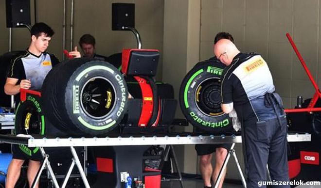A Pirelli 1800 db F1-es gumiabroncsot semmisít meg azok után, hogy törölték a szezonnyitó Ausztrál Nagydíjat – az abroncsokat azonban újrahasznosítják, tüzelőanyag formájában Oxfordshire-be, egy cementgyárba kerülnek.
