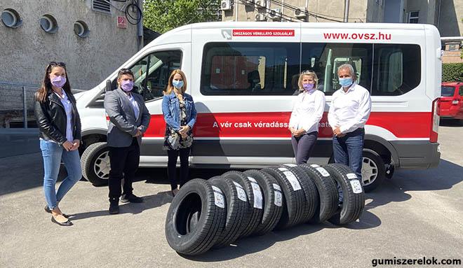 Gumiabroncsokkal támogatja a koronavírus-járvány frontvonalában dolgozók munkáját az Apollo Tyres