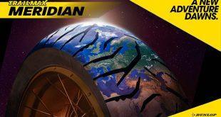 A Dunlop a közkedvelt Trailsmart Max márkájának újabb változataként bemutatta az új TrailmaxMeridiant, amivel új korszakot nyit a kalandmotorozásban.