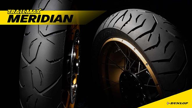 A Dunlop a közkedveltTrailsmart Max márkájának újabb változataként bemutatta az új TrailmaxMeridiant, amivel új korszakot nyit a kalandmotorozásban.
