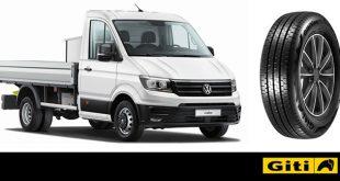A Polo, a T-Roc és a T-Cross után a kisteher szegmensben is a Giti-t választott a VW konszern