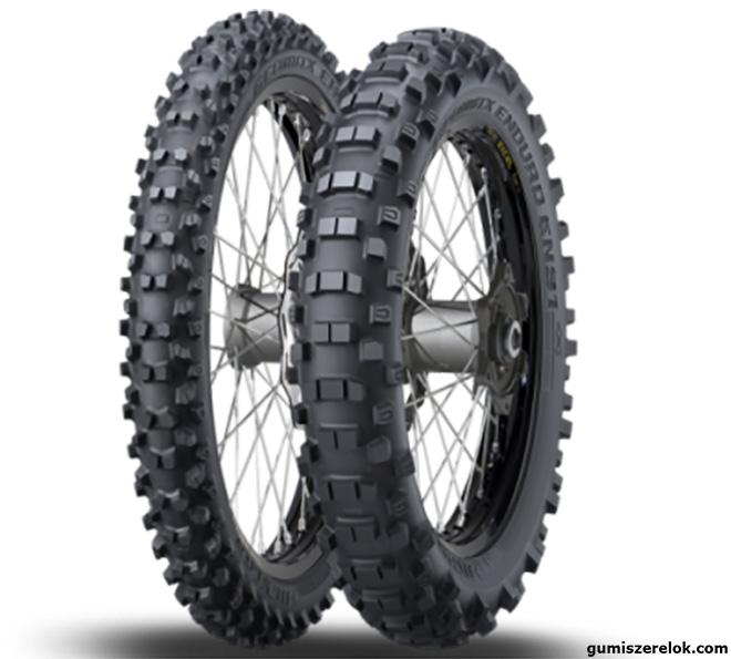 Dunlop új Geomax Enduro EN91 abroncsa minden motorosnak – a hobbiszinttől a világbajnoki teljesítményig, amely közúti forgalomban is használható