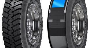 A Goodyear OMNITRAC Heavy Duty termékcsaládját a nehéz terepen dolgozó, vegyes használatú gépjárművek számára fejlesztette ki. Az új abroncsok a korábbiaknál tartósabbak, hatékonyabbak, ráadásul jobb a futásteljesítményük és nagyobb húzóerőt biztosítanak – időjárási körülménytől függetlenül