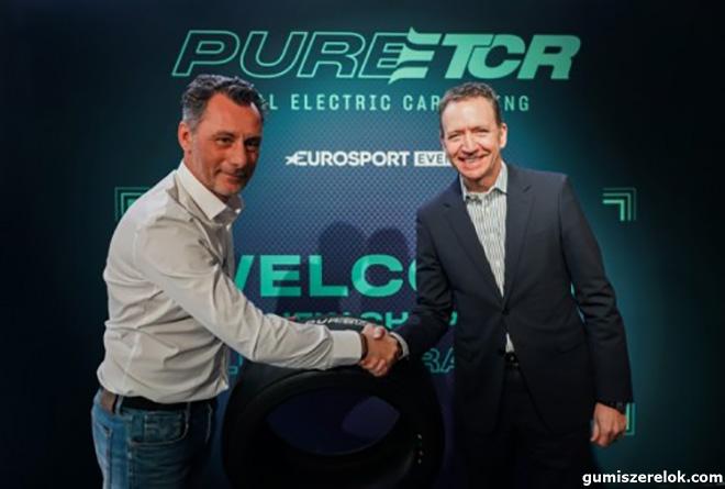 """Ahogyan azt Mike Rytokoski, a Goodyear Europe alelnöke és marketingvezetője megfogalmazta: """"A Goodyear élen jár az elektromos autók abroncsainak fejlesztésében. Az európai autóipar számára előállított első szerelésű abroncsaink fele elektromos és hibrid járművekre készül. Komoly tapasztalatokkal vágunk bele az ETCR-be, hiszen már számos abroncsot fejlesztettünk elektromos autókhoz. A nagy teljesítményű elektromos járművek teljesen más követelményeket támasztanak, mint benzines vagy dízelmotoros társaik: nehezebbek, nyomatékuk pedig nagyobb, ráadásul azonnal rendelkezésre áll. A Goodyear a hatótávolság és hatékonyság növelése érdekében kifejlesztette azt az abroncsot, amely képes mindezzel megbirkózni, ráadásul kiváló tapadást, húzóerőt biztosít és a gördülési ellenállása is alacsony."""""""