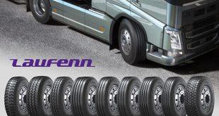 A Laufenn áru- és személyszállításra, valamint építőipari járművekre tervezett abroncsait kilenc mintázattal, összesen 31 keresett cikkel forgalmazzák majd.