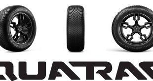 Az új Quatrac (15-16 hüvelykes) révén a Vredestein kiegyensúlyozott négy évszakos gumiabroncsot kínál.