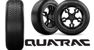 A Vredestein Quatrac megnyert egy újabb, négy évszakos gumiabroncsok számára kiírt tesztet