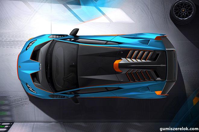 A Lamborghini 2021 elején kezdi meg a Huracán STO gyártását. A közúti felhasználású, egyedi fejlesztésű Potenza garnitúra mellett a Bridgestone a gumiabroncs versenypályára fejlesztett, homologizált verzióját is elérhetővé teszi, amely versenytechnológiák segítségével képes maximalizálni a jármű pályateljesítményét, főleg száraz körülmények között.