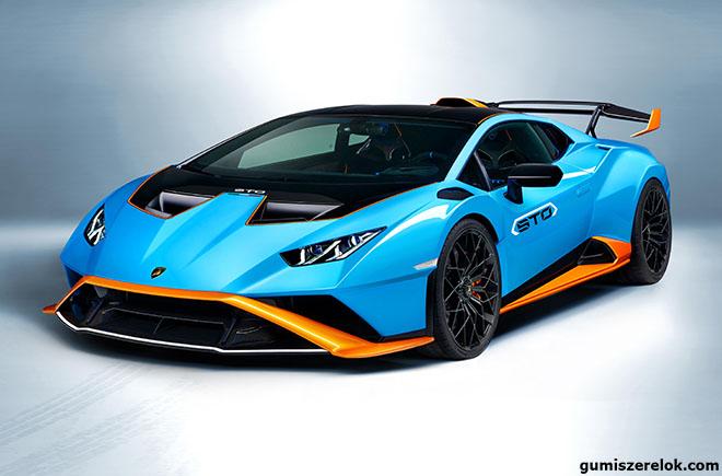 A Lamborghini a Bridgestone-t bízta meg a 2021-ben piacra kerülő Huracán STO szuperautója egyedi abroncsainak fejlesztésével.