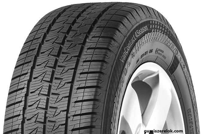 """A promobil tesztjének eredményei lényegében megerősítették a VanContact 4Season az Autobild reisemobil 2020-as négyévszakos abroncstesztjén elért remek teljesítményét. Ezen a teszten is a Continental négyévszakos abroncsa bizonyult a legjobbnak, a tesztelők """"példás"""" értékeléssel látták el"""