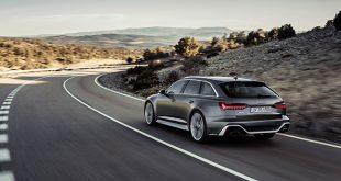 Az Audi RS 6 Avant és az Audi RS 7 Sportback is Hankook abroncsokat kap eredeti alkatrészként