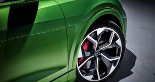 Az Audi Q8 és SQ8 modellekhez hasonlóan a 600 lóerős Audi sportautó szintén a Hankook ultramagas teljesítményű Ventus S1 evo 3 SUV 22 colos nyári abroncsain hagyja el a gyártósort
