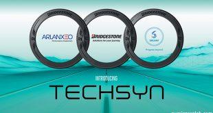 A Bridgestone, az ARLANXEO és a Solvay bemutatja a TECHSYN-t