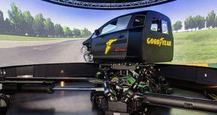Újabb csúcstechnológiás szimulátor bevetésével gyorsítja fel az abroncsfejlesztést a Goodyear