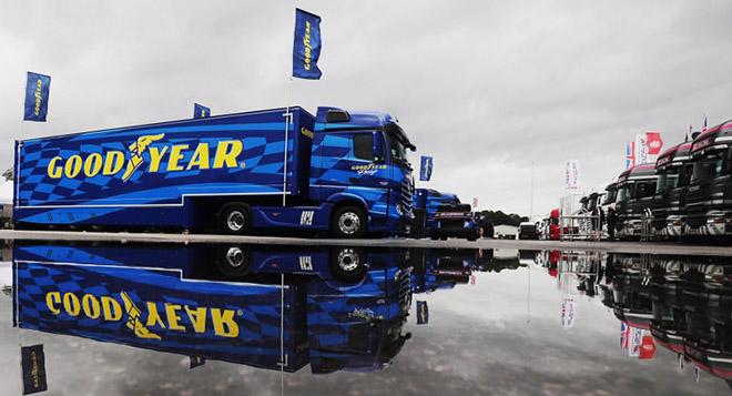 A Goodyear lett a Nürburgring hivatalos abroncsszállító partnere; így még jobban elmélyült a híres német versenypálya és az abroncsvállalat régóta fennálló együttműködése.
