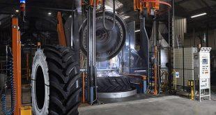 Az Apollo Vredestein kibővíti az európai mezőgazdasági abroncsgyártási tevékenységeit azáltal, hogy március közepén egy új, 104 hüvelykes gumiabroncsprést állít munkába enschedei, hollandiai gyárában.
