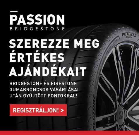 Büszkék vagyunk, hogy elindíthattuk a BridgestonePassion Programot, mely lehetőségek széles tárházát kínálja a magyarországi gumiszervizek számára