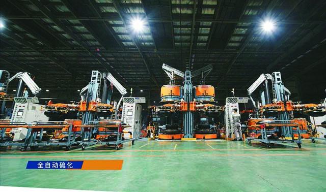 A Sailun már most is több mint 40 millió személy és teherautó gumiabroncsot gyárt évente, amelyeket a világ több mint 180 országába exportál.