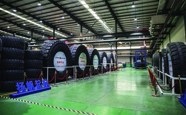 A Sailun egyik leányvállalata, a Maxam a világ legnagyobb speciális gumiabroncsgyártó és forgalmazó vállalatai közé tartozik.