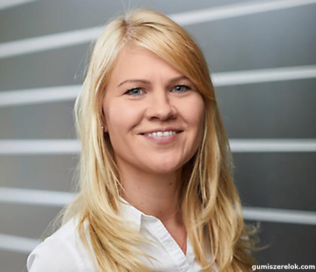 Sandra Roslan, a projekt felelőse az alapító partner és abroncsgyártó Continentalnál